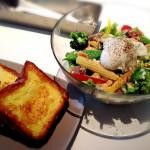 ホワイトデーとマーサ-ブランチのフレンチトースト