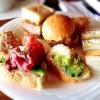 ニューオータニ東京ガーデンラウンジの『サンドイッチ&スイーツビュッフェ』